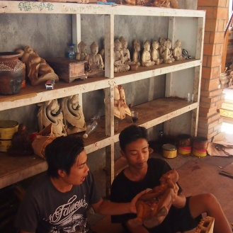 Wood Carving Studio