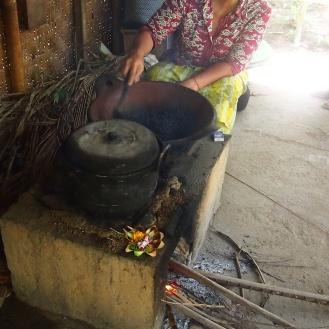 Roasting the Luwak coffee