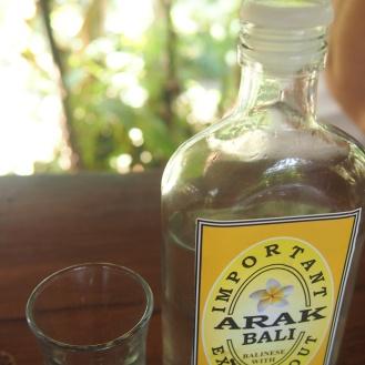 Balinese Arack