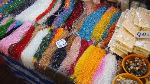 Beads in the markets