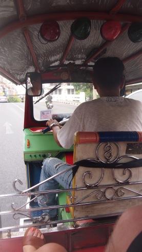 Sneaky Tuk Tuk Driver
